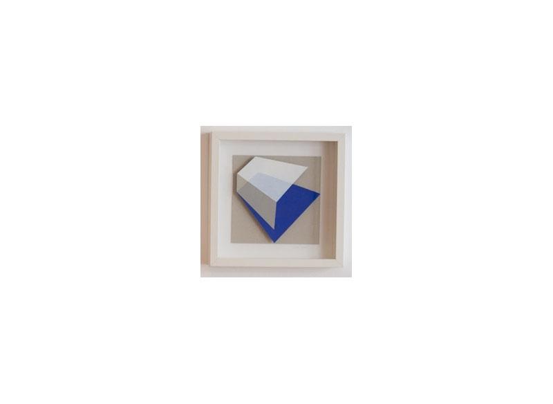 José Rosario Godoy Espejismos 2016 Acrílico sobre cartón.- 35x40 cm.
