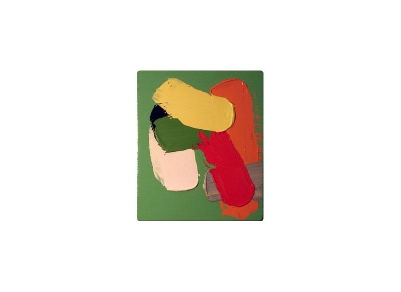 Luis Palmero Digame lo que tengo que hacer Acrílico sobre lienzo y madera.- 32 x 27 cm