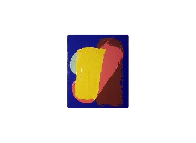 Luis Palmero no words Acrílico sobre lienzo y madera. - 32 x 27 cm