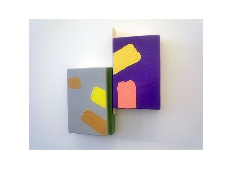 Luis Palmero Serie Sabores (3p).- 52 x 44,5 x 8 cm