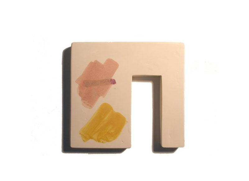 Luis Palmero Cerámicas 7 2012 Cerámica.- 17,5 x 18,5 cm