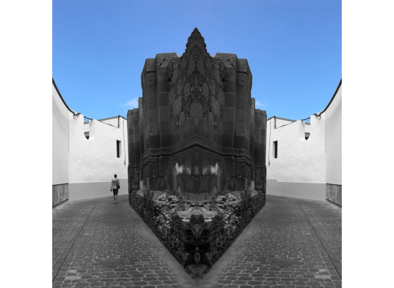 Título: sin título (callejón de la Catedral) Técnica: fotografía s/papel Medidas: 38x49 cm. Precio: 425.- €